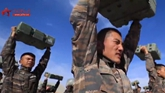 武警新疆總隊:16小時極限訓練 緊貼實戰礪精兵