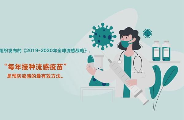 流感季又到了,今年你打疫苗了嗎?