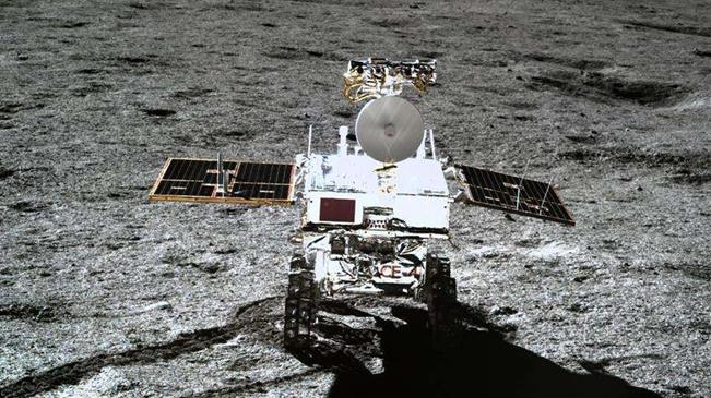 嫦娥四號迎來第24月晝