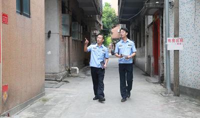 刑警李偉良:向黑惡勢力宣戰 保群眾幸福安康