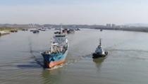 江蘇:今年長江外籍船舶數量載貨量再創新高