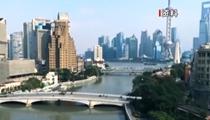上海:蘇州河中心城區42公裏岸線基本貫通
