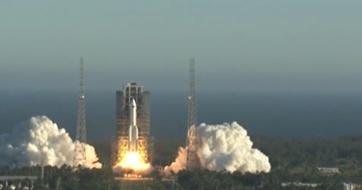 我國將于今年春季發射空間站核心艙