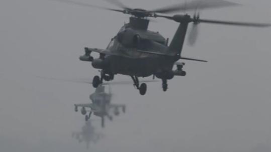 空軍:開展跨晝夜高強度復雜氣象飛行訓練
