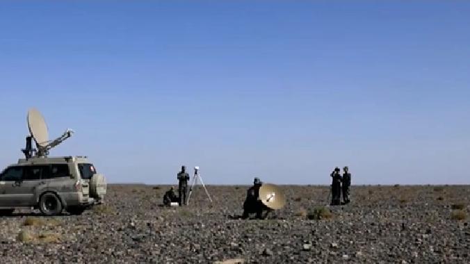 西部戰區:西部邊境全景影像高精度空間基準建成