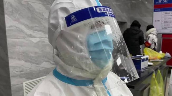我們在通化丨記者探訪核酸檢測點