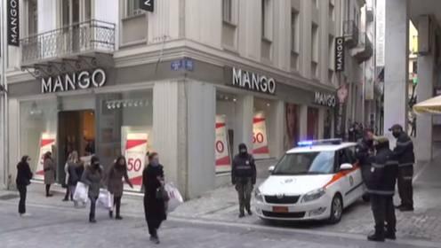 希臘:零售業重新開放 民眾反應積極