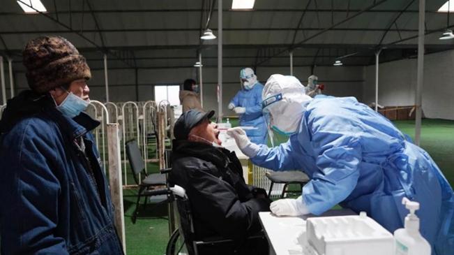 北京:大興昨起展開第二輪大規模核酸檢測