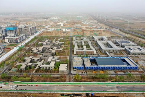 雄安新區:啟動區基礎設施建設全面開工