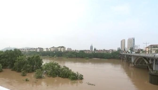 浙江:錢塘江發生今年第1號洪水