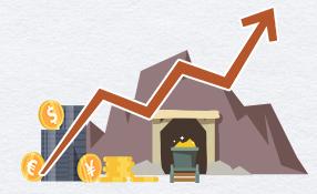 世界礦産勘查投入持續回升