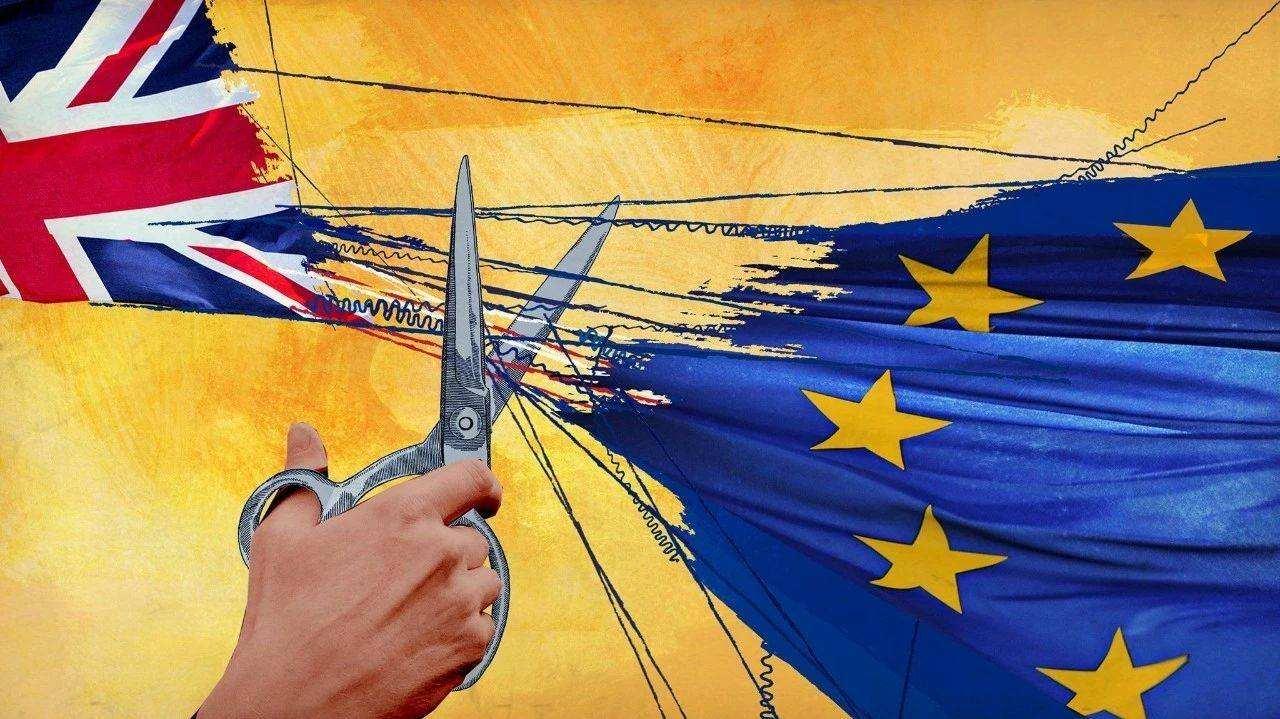 """英國""""脫歐""""倒計時百天:歐盟公布""""無協議脫歐""""應對計劃"""