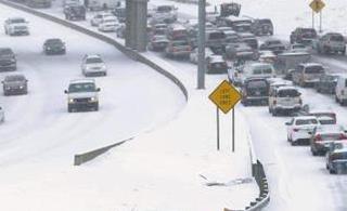 美東南部遭暴風雪