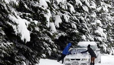 暴風雪席卷美國東南部 至少3人死亡