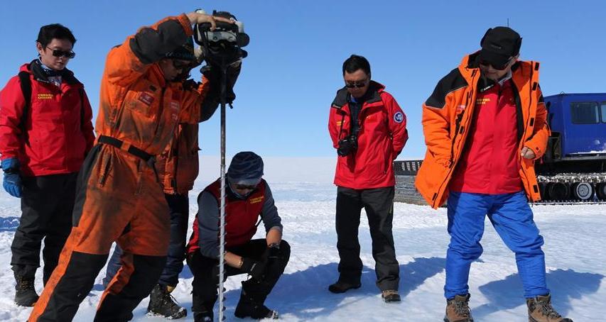 中國科考隊在南極冰蓋發現可建大型機場冰區