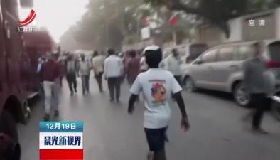 印度孟買一醫院發生火災 6人喪生