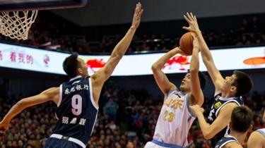 2018-2019賽季中國男子籃球職業聯賽第28輪對陣