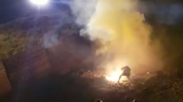美墨邊境:美當局向移民發射催淚彈