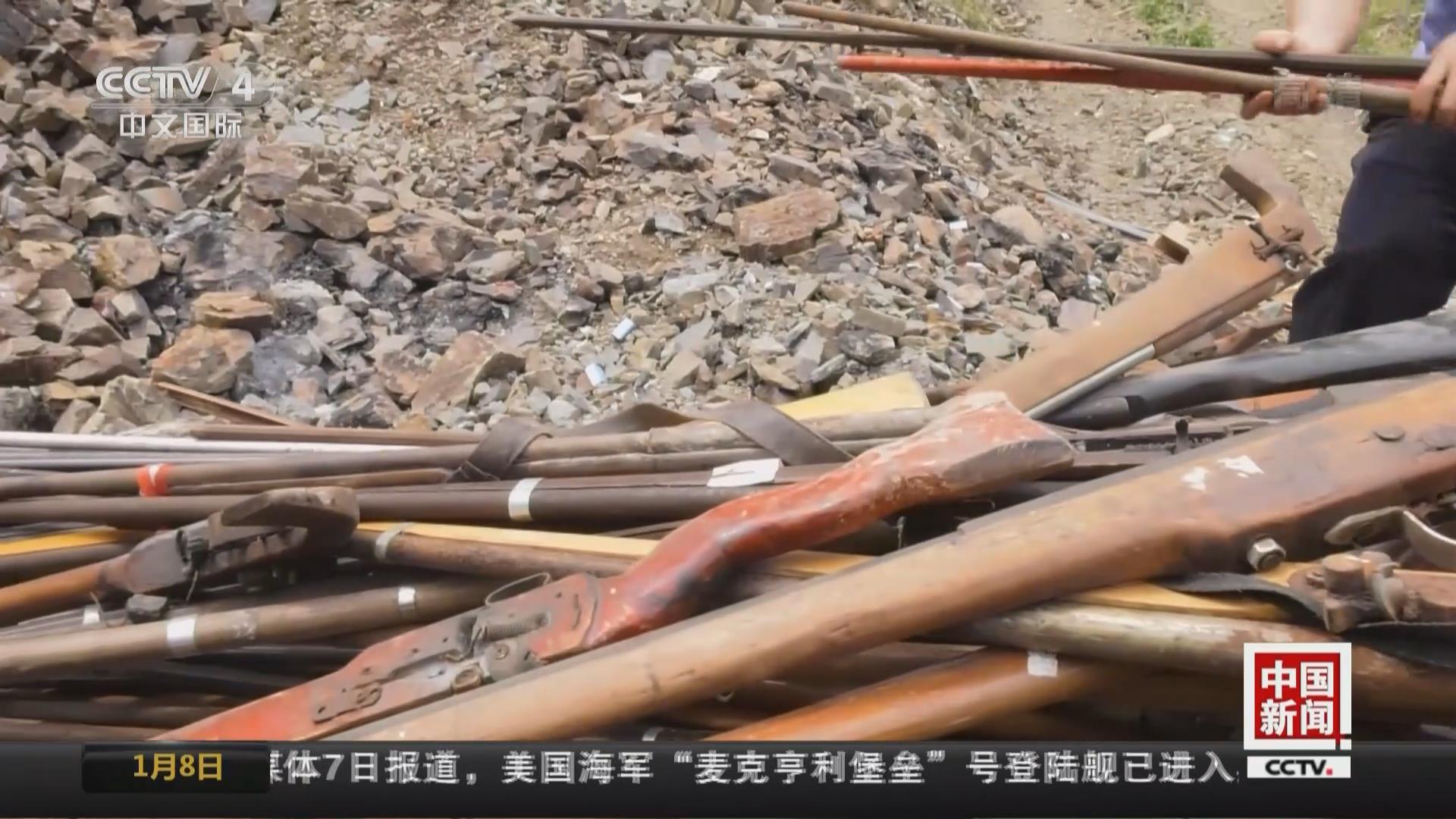 公安部:中國已成全球槍爆犯罪案件最少國家之一