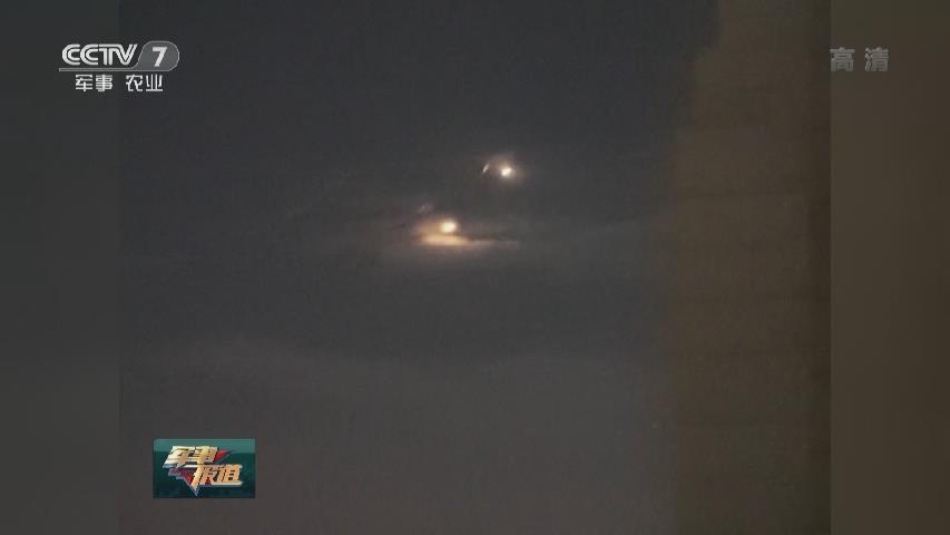 以色列對敘利亞發動多輪打擊