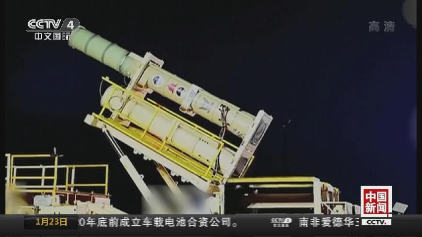 """以色列成功測試""""箭-3""""式反導係統"""