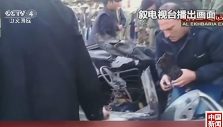 敘利亞拉塔基亞發生爆炸襲擊致1死14傷