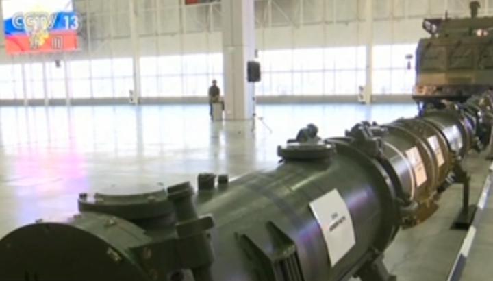 俄羅斯:俄首次正式展示9M729型導彈