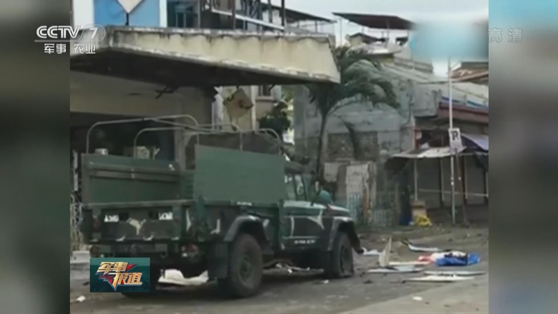 菲律賓一所教堂發生連環爆炸事件