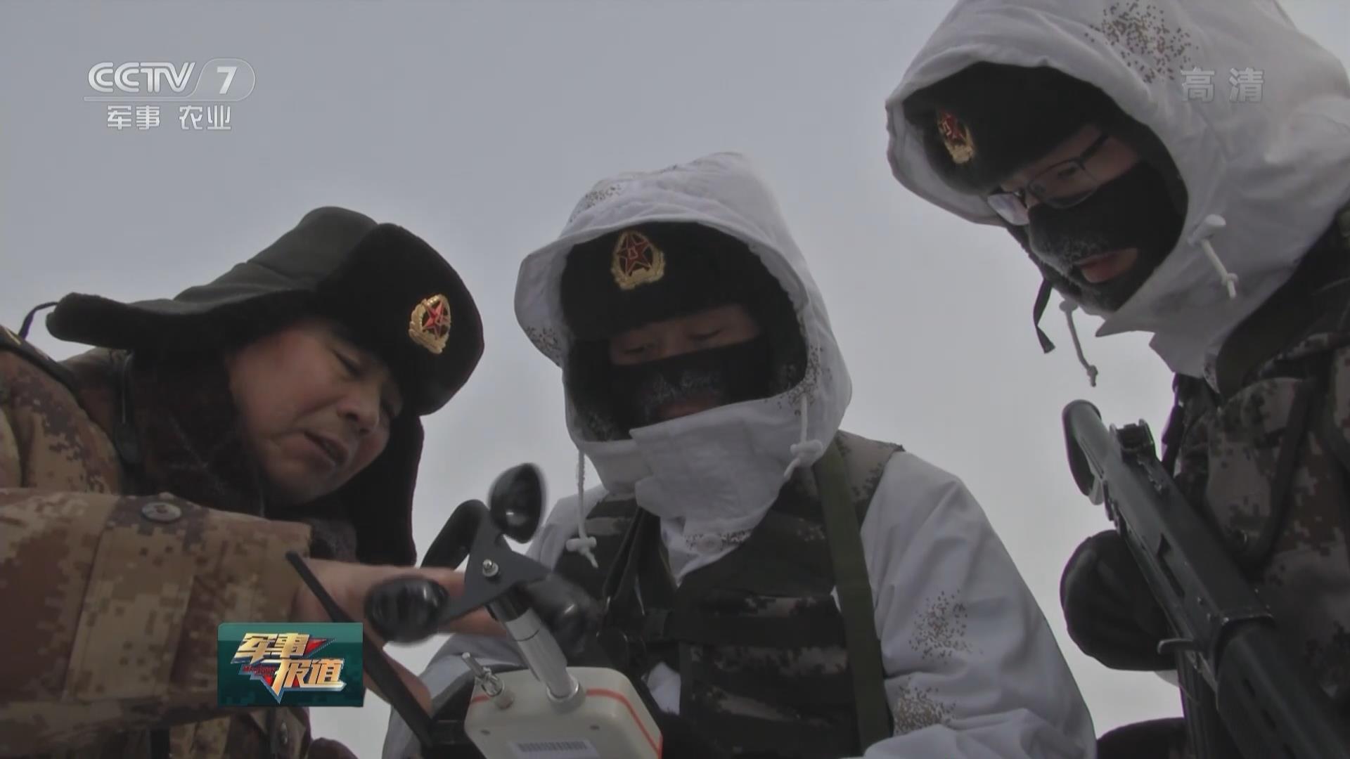 新型冷強度監測預警儀配備駐寒區部隊
