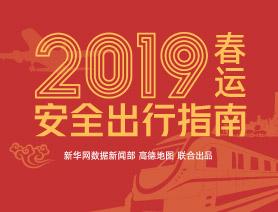 2019春運安全出行指南