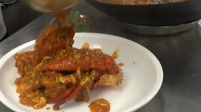 新加坡辣椒蟹:香辣肥美 受各國食客青睞