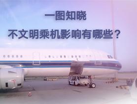 又朝飛機扔硬幣,一圖知曉不文明乘機影響有哪些?