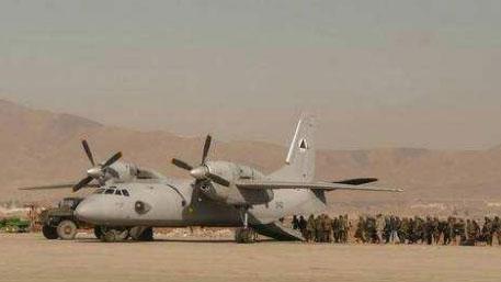 印度加大力度搜尋失聯軍用運輸機