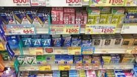 記者觀察:涉事眼藥水在日銷售情況