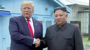金正恩與特朗普板門店會面帶來什麼?期待超越握手!