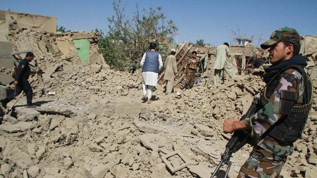 阿富汗加茲尼省發生汽車炸彈襲擊