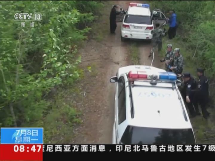 大興安嶺:民警驚險救助受傷棕熊