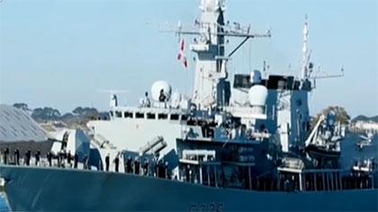 伊朗:英國不應派遣軍艦到海灣
