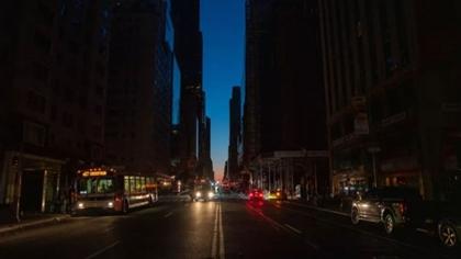 紐約大面積停電:繼電保護係統故障導致停電