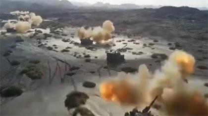 陸軍:7小時連貫演練 評估作戰能力