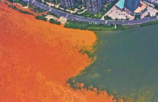 中國南方多條河流超警 汛情嚴峻