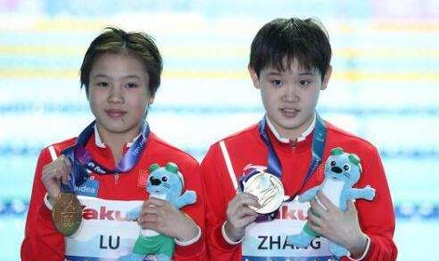 女子雙人10米臺 中國取得十連冠