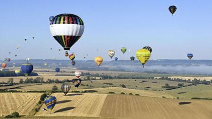 法國洛林國際熱氣球節