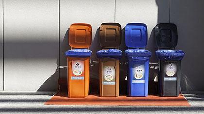 浙江溫州:垃圾分類標準8月1日起實施