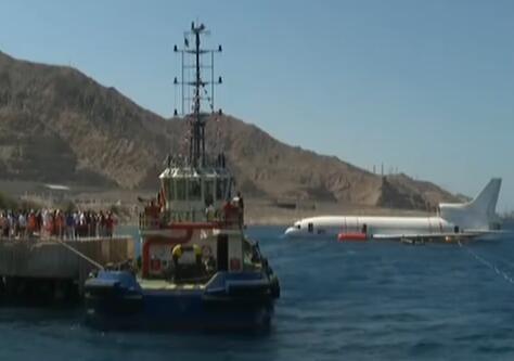 約旦:探秘海底軍事博物館——旅遊環保兼顧