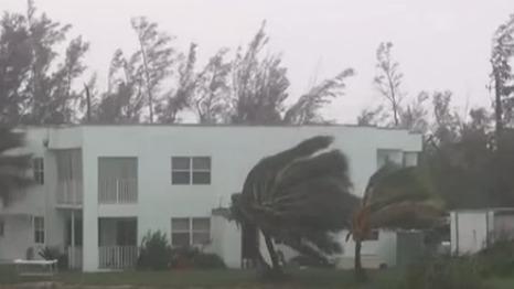 """颶風""""多裏安""""持續影響巴哈馬"""