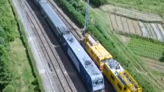 暑運結束 全國鐵路開始大規模檢修