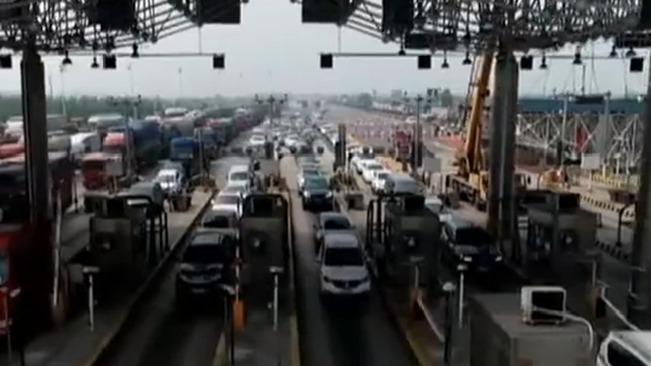 天津:昨日啟動拆除高速公路省界收費站