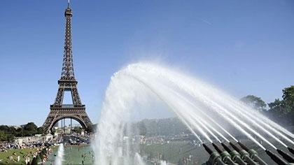 法國今夏高溫導致1500人死亡