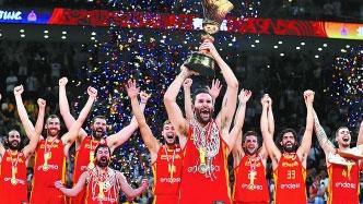 2019國際籃聯籃球世界杯球隊排名